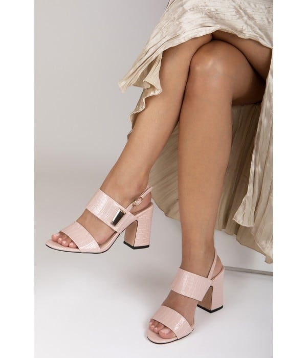 Heaven Pink Leather