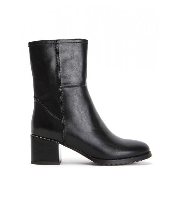 Tarz Black Leather