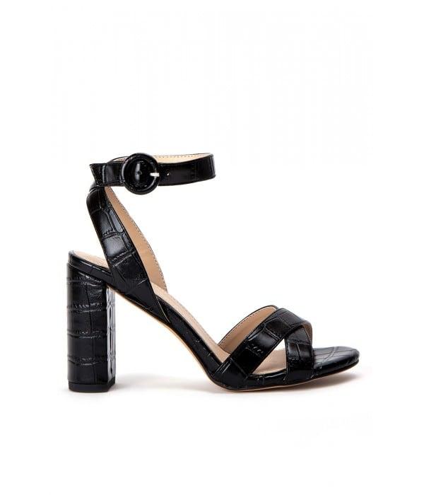 Savoy Croco Black