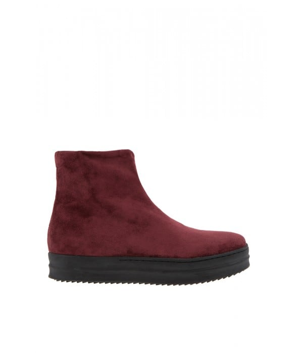 Lara Bordo Suede
