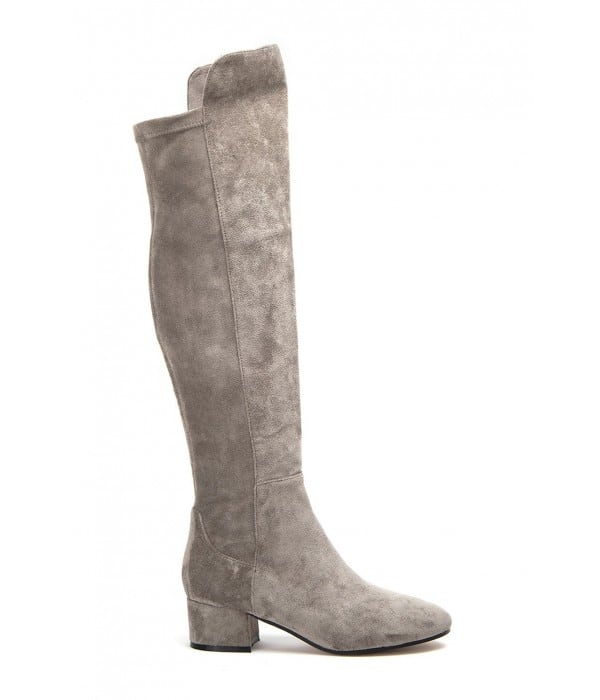 Jett Taupe Suede