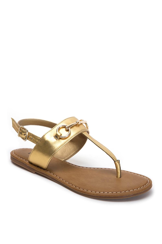 Ashley Gold καλοκαιρινη συλλογη   σανδαλια