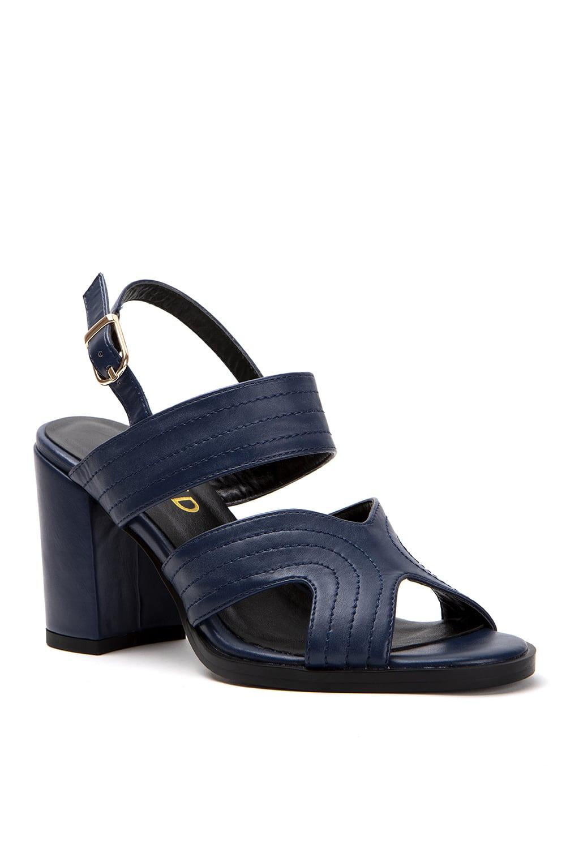 Deedee Blue Leather