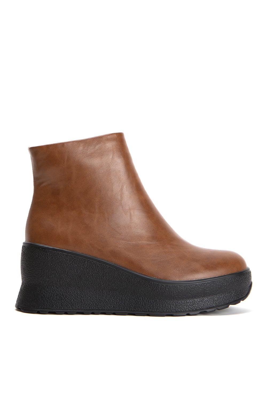 Margie Tan Leather