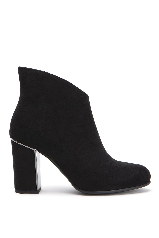 Taranto Black Leather