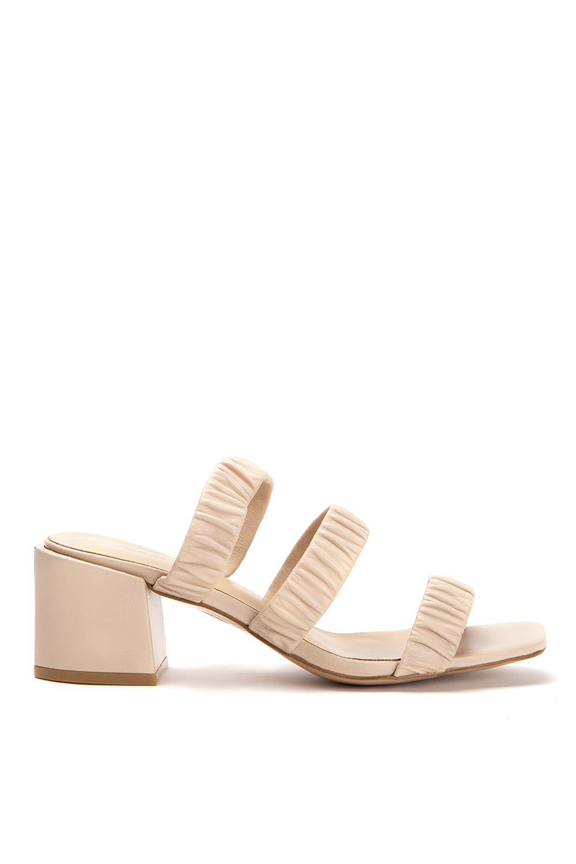 9ec9ce685b8 Γυναικεία Πέδιλα Ψηλά - Roe Shoes Collection