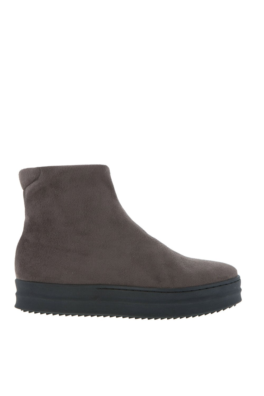Lara Taupe Suede χειμερινη συλλογη   sneakers