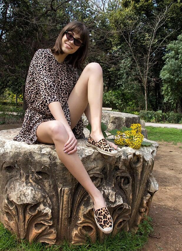 Septembre Leopard
