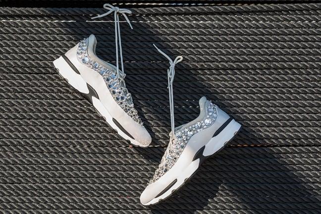 Όταν τα sneakers είναι εμμονή!