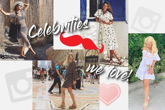 Οι Celebrities της καρδιάς μας & παπούτσια FRED = Forever Friends