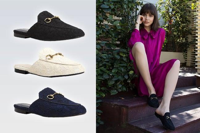 Ανακαλύψτε τα πιο hot ανοιξιάτικα παπούτσια και όχι μόνο